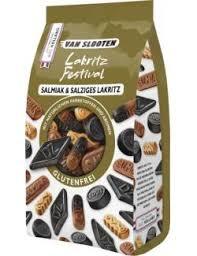 van Slooten Lakritz Festival - glutenfrei