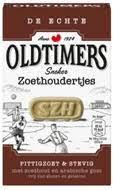 Oldtimers braun Drop Met Historie Sneker Zoethoudertjes.